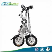 Buy cheap High Speed lightweight Foldable Electric Scooter with pedal 350w 40KM from wholesalers