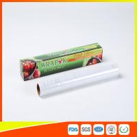 Wholesale Plastic Stretch PE Cling Film Wrap On Roll Food Grade With Paper Box from china suppliers
