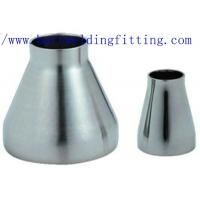 Wholesale ASME B16.9 Carbon Steel / 304 304L Stainless Steel Reducer Butt Weld Reducer from china suppliers