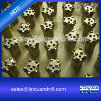 Wholesale Tapered drill bit button bits 30mm 32mm 33mm 34mm 36mm 38mm 7 taper degree or 11 degree from china suppliers