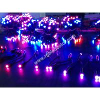 Wholesale f8 dip led black cover rgb pixel light from china suppliers