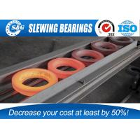 Wholesale High Strength Forged Steel Rings , Seamless Rolled Ring Forging from china suppliers