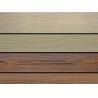 Buy cheap Wood Grain Fiber Exterior Cement Board Siding , Cement Fiberboard Panels from wholesalers