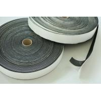 Wholesale Flexibility SBR Black Rubber Foam Self Adhesive Tape / Sealing Tape Waterproof 2mm from china suppliers