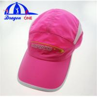 Wholesale Girls Adults College Baseball Caps With 100% Polyester Material Customized from china suppliers