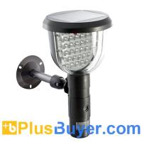 Buy cheap Solar DVR Security Camera (640x480 AVI Out, PIR Motion Detection, Video Recording) from wholesalers