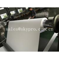 Wholesale Cotton transmission oil resistant food grade conveyor belt Thickness 4.8mm from china suppliers