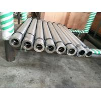 Wholesale CK45 Quenched / Tempered Hollow Metal Rod With Chrome Plating For Hydraulic Cylinder from china suppliers