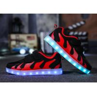Buy cheap Fashion Childrens LED Shoes Adult Kids Led Light Shoes For 2017 Winter from wholesalers