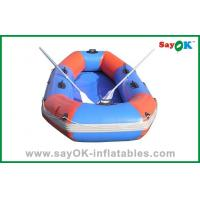 Wholesale 2 Persons Customized Inflatable Boats 1.2mm PVC Tarpaulin Water Toy Boat from china suppliers