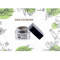 Wholesale Dark ASH Brown Eyebrow Tattoo Pigments Lushcolor Permanent Makeup Cream Pigment from china suppliers