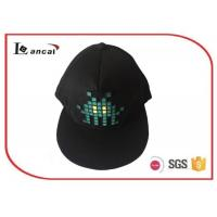 Buy cheap Customized 6 panel cotton sports baseball caps with high fashion 3D Embroidery from wholesalers