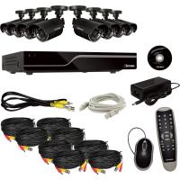 Wholesale 8 Channel DVR Surveillance System Support Mobile With Motion Detetion from china suppliers
