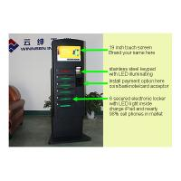 Wholesale Customized Cell Phone Charging Station With Metal Keypad And LED from china suppliers