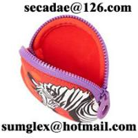 Wholesale neoprene coin purse,neoprene coin pouch from china suppliers