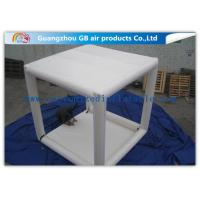 Wholesale Sealed  Inflatable Air Tent Outdoor Oxford Marquees White Square Inflatable Camping Tent from china suppliers