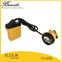 Wholesale LED explosion proof industrial lighting cap lamp for underground mining from china suppliers
