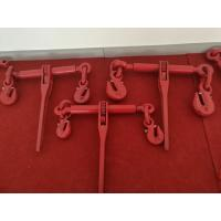 Atchet type load binder with hook EN12195-3