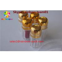 Wholesale Golden Color Plastic Pill Bottles For Rhino 69 9000 Enhance Male Sex Capsule Packaging from china suppliers