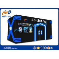 Wholesale 5D / 7D / 9D / 12D / XD Movie Theater Electric Dynamic Cinema XD Motion Platform from china suppliers
