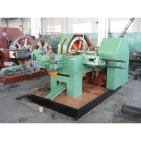 Green Bolt Forming Machine For Screw Heading Making , Fully Automatical