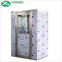 High Standard Cleanroom Air Shower Photoelectric Sensor Automatic Function System Optional