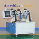 Buy cheap Two-axis thermal break assembly CNC knurling machine KCJ-CNC from wholesalers