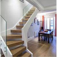 Wholesale Oak wood stair treads supplier from foshan from china suppliers