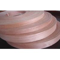 Wholesale Sliced Cut Plywood Edge Banding Okoume Wood Veneer Rolls Natural from china suppliers