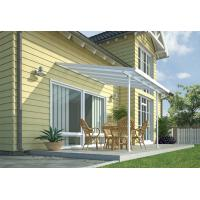Wholesale Aluminium Patio Cover / Metal Garden Pergola For Home / Veranda 19 ' x 10 ' Ft from china suppliers