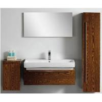 Wholesale Fashion Plywood with Wooden Veneer Bathroom Cabinet  (BL-108) from china suppliers