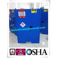 Wholesale Acid Corrosive Storage Cabinets / Safety Storage Cabinets 90 gallon from china suppliers