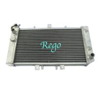 Buy cheap 1 Row Aluminum ATV Radiator for 03-07 POLARIS 500 Outlaw 450S 08-10 525 07-11 from wholesalers