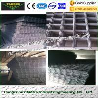Wholesale Multifunctional Steel Reinforcing Mesh Build Smaller Concreting Projects from china suppliers