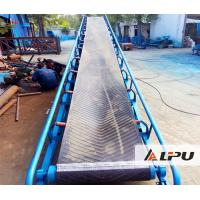 Wholesale Low Noise Mobile Conveyor Systems For Continuous Conveying , Rubber / Silicone Materials from china suppliers