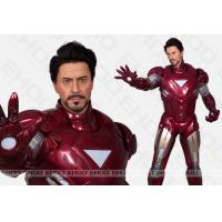Wholesale superman Sculpture Celebrity Wax Statues Of  ironman For cinema decoration from china suppliers