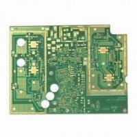 Wholesale 2 layers Taconic RF PCB Design Ceramic Woven Glass With Hot Air Leveling from china suppliers