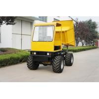 Buy cheap Four wheel drive wheel type transporter from wholesalers