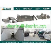 Wholesale Corn , Rice , Wheat Food Extruder Machine for Corn Snacks / Onion Ring / Core Filled Food from china suppliers