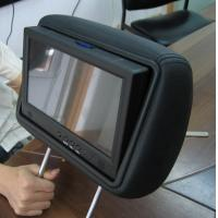 Wholesale MP3 WMA Taxi Car Seat LCD Screen For Advertising , LCD Display Panel from china suppliers