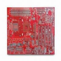 Wholesale Double-sided Sensor PCB Board with 1oz Copper and 1.6mm Board Thickness from china suppliers