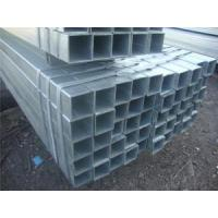 Wholesale Hot DIP Galvanized Rectangular Steel Pipe from china suppliers