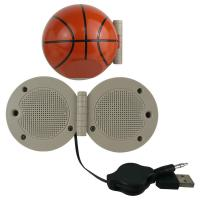 Wholesale USB Mini Ball Speaker from china suppliers
