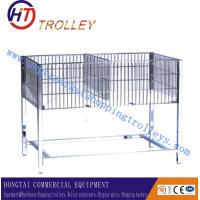 Wholesale Foldable Sample Display Racks  , Stainless Wire Display Cage from china suppliers