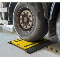 Wholesale Wireless Portable Vehicle Scales Axle Weighing Scales15Ton 450×700×56.5 for Vehicles from china suppliers