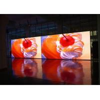 Wholesale LED Billboard Rental HD Full Color Indoor LED Video Wall , Concert Stage Background LED Display from china suppliers