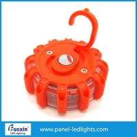 Wholesale Mini LED traffic flash Safety Road Warning Light , emergency road flare with magnatic from china suppliers