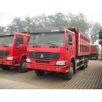 Wholesale Ventral Lifting Heavy Duty Dump Truck With 20m3 Cargo Body Strong Reinforced Frame from china suppliers
