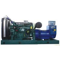 Wholesale 50HZ / 60Hz Volvo Diesel Generator , 1500 / 18000RPM , 4 Stroke from china suppliers