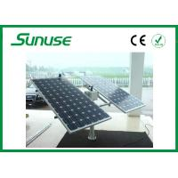 Wholesale automatic Home Single Axis solar tracker with 2pcs 165w - 180w Solar Panel from china suppliers